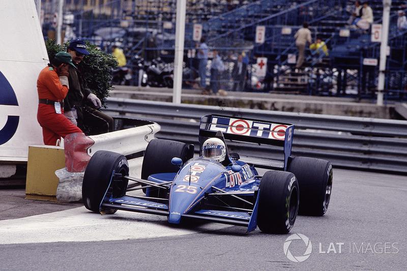 Рене Арну, Ligier JS31 Judd