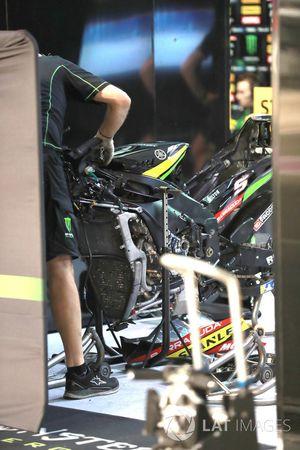 Moto de Johann Zarco, Monster Yamaha Tech 3