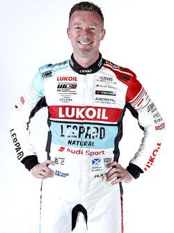 Гордон Шедден, Audi Sport Leopard Lukoil Team