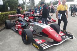 Perdana Minang, ART Motorsport