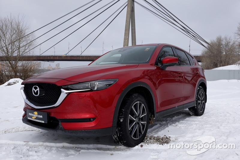 Тести Mazda CX-5
