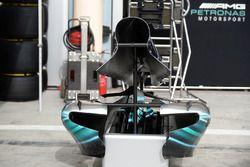 Mercedes-AMG F1 W09 EQ Power+, carrozzeria