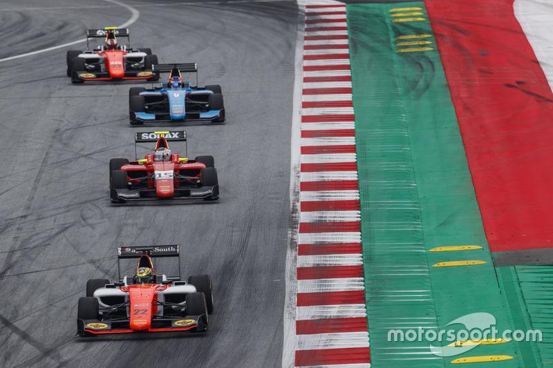 Dorian Boccolacci, MP Motorsport, Julien Falchero, Arden International
