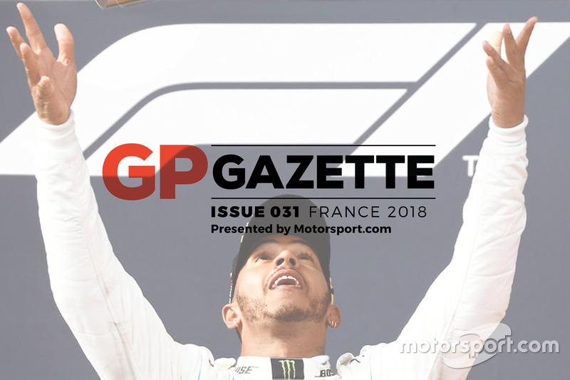 GP Gazette 031 French GP