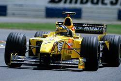 Damon Hill, Jordan 199