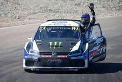 Kazanan Johan Kristoffersson, Volkswagen Team Sweden