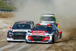François Duval, Marklund Motorsport