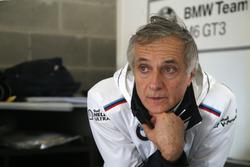 Charly Lamm, patron du BMW Team Schnitzer