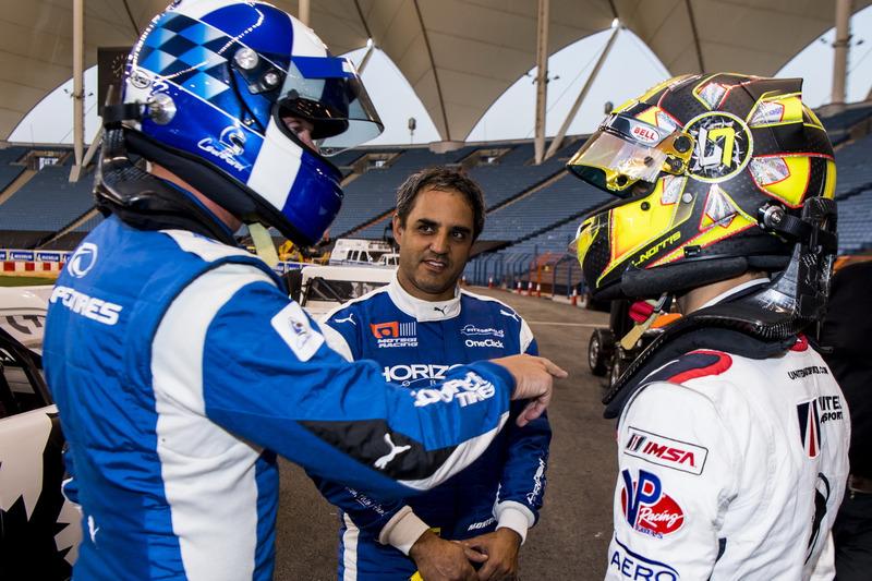 David Coulthard, Juan Pablo Montoya, Lando Norris