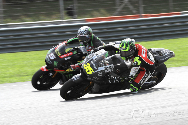 Cal Crutchlow, Team LCR Honda, Johann Zarco, Monster Yamaha Tech 3