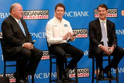 Chip Ganassi, Chip Ganassi Racing, Scott Dixon, Bill Demchak, PNC Chairman, President and Chief Executive Officer