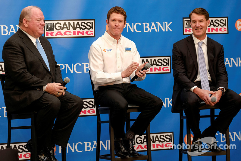 Chip Ganassi, Chip Ganassi Racing, Scott Dixon, Bill Demchak, PNC, Presidente y Director Ejecutivo