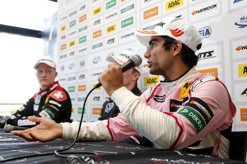 Press conference, Jehan Daruvala, Carlin Dallara F317 - Volkswagen