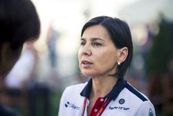 Maria Guidotti, Sauber