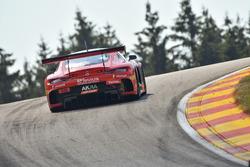 #89 Akka ASP Team Mercedes-AMG GT3: Eric Debard, Philippe Giauque, Fabien Barthez, Nico Jamin