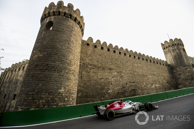 GP do Azerbaijão - Charles Leclerc