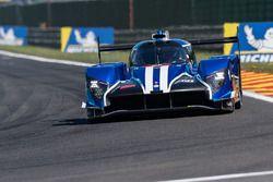 #5 CEFC TRSM RACING Ginetta G60-LT-P1: Charles Robertson, Dean Stoneman, Leo Roussel