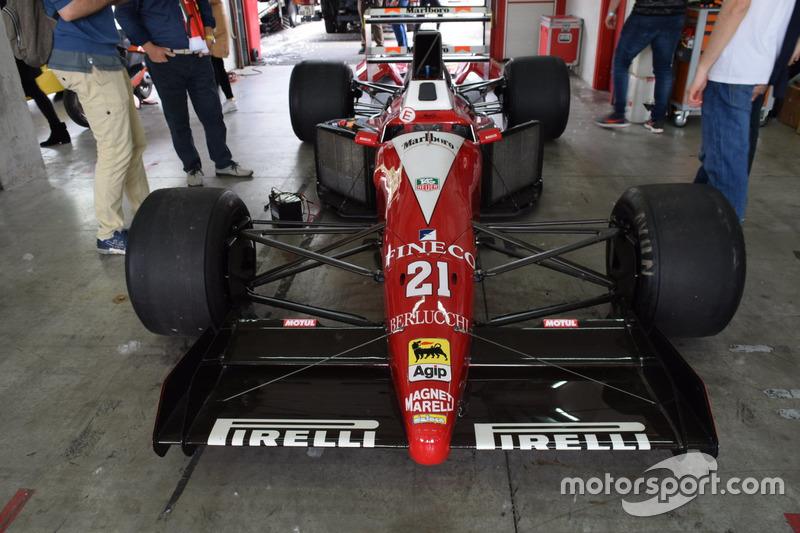 BMS Dallara F190