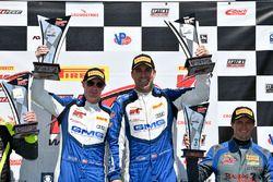 #14 GMG Racing Audi R8 LMS GT4: James Sofronas, Alex Welch