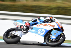 Hector Barbera, Pons HP40