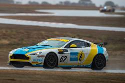 #67 JMG Bilstein Aston Martin Vantage GT4: Jeremy Gray, Andrew Miedecke