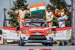 Amittrajit Ghosh, Ashwin Naik, RRPM, Ford Fiesta R2
