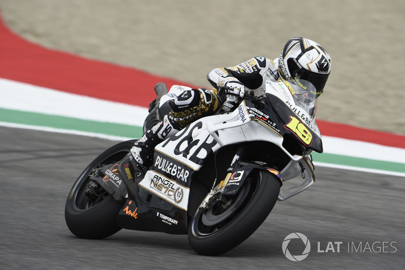 16: Alvaro Bautista, Angel Nieto Team, 1'47.708