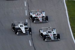Josef Newgarden, Team Penske Chevrolet, Simon Pagenaud, Team Penske Chevrolet, Will Power, Team Penske Chevrolet