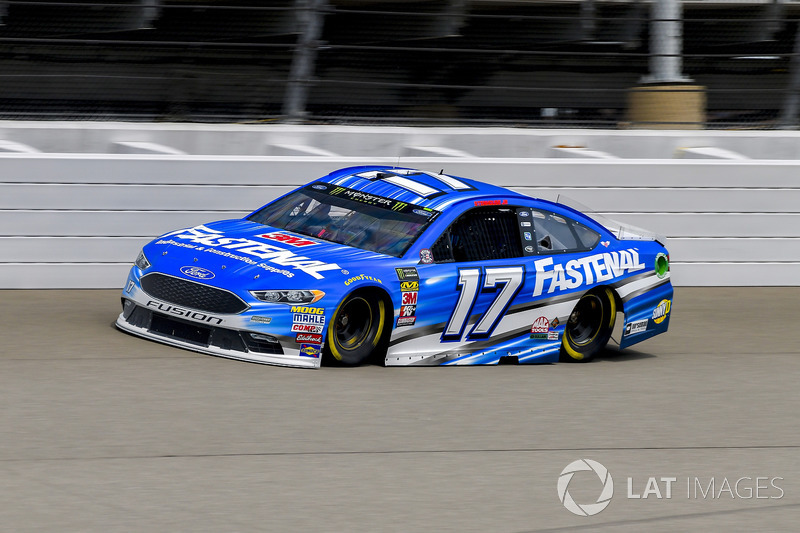 7. Ricky Stenhouse Jr., Roush Fenway Racing, Ford Fusion Fastenal