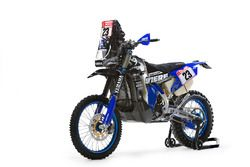 Yamaha WR450F Rally, Yamaha Official Rally Team