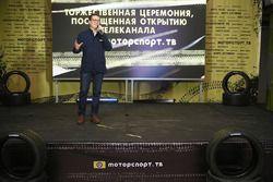 Презентация Motorsport.tv