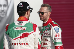 Esteban Guerrieri, Honda Racing Team JAS, Honda Civic WTCC, Tiago Monteiro, Honda Racing Team JAS, H