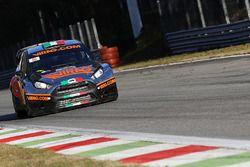 Мирко Вираг и Доменико Поцци, Ford Fiesta RS WRC