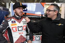 Antonio Cairoli viene intervistato da Matteo Nugnes, Motorsport.com