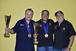 FARA MP4A Enduro Champions Juan Fayen and Anselmo Gonzalez of Formula Motorsport