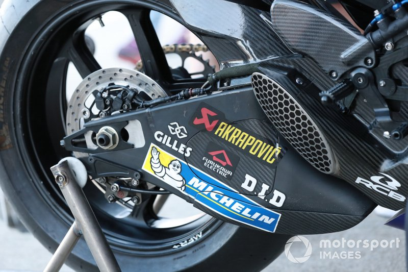 Moto di Maverick Viñales, Yamaha Factory Racing