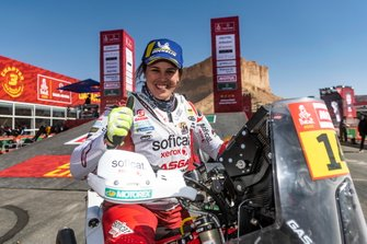 #14 GAS GAS Factory Team: Laia Sanz