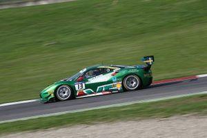 #13 Ferrari 488 Challenge, Scuderia Autoropa: Martin Nelson