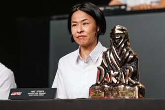 Yumi Otsuka, Toyota Gazoo Racing