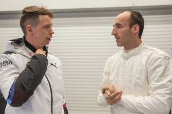 Nick Yelloly and Robert Kubica, BMW M4 DTM