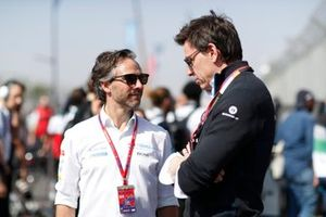 Jamie Reigle, CEO of Formula E, Toto Wolff