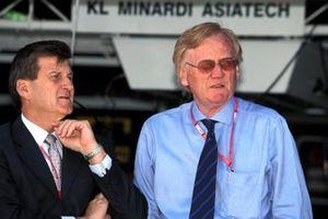 Ron Walker, Chairman of the Australian Grand Prix