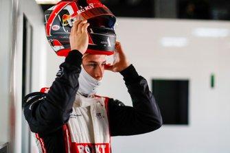 Arthur Leclerc, Rookie Test Driver for Venturi