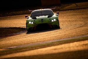 #98 Aston Martin Racing Aston Martin Vantage AMR: Paul Dalla Lana, Darren Turner, Ross Gunn