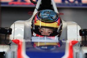 Han Chenyu, AKM Motorsport by Antonelli