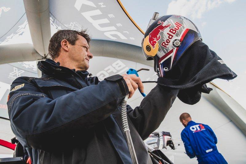 #412 Red Bull Off-Road Team USA OT3: Ola Floene
