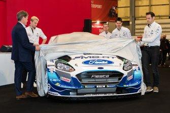 Presentazione M-Sport Ford Fiesta WRC