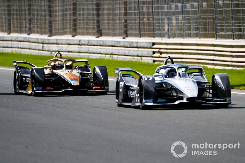 Nyck de Vries, Mercedes Benz EQ, EQ Silver Arrow 01 Antonio Felix da Costa, DS Techeetah, DS E-Tense FE20