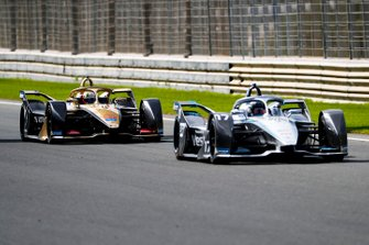Nyck de Vries, Mercedes Benz EQ, EQ Silver Arrow 01, Antonio Felix da Costa, DS Techeetah, DS E-Tense FE20