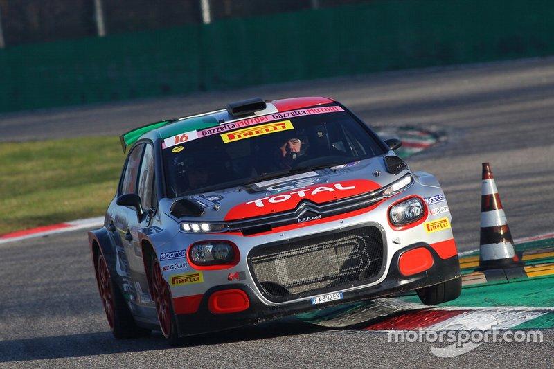 Rossetti Luca, Citroen C3, Monza Rally Show